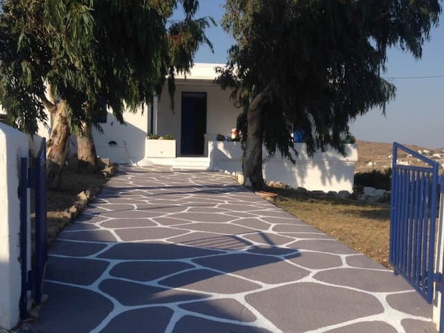 Mykonian Traditional House