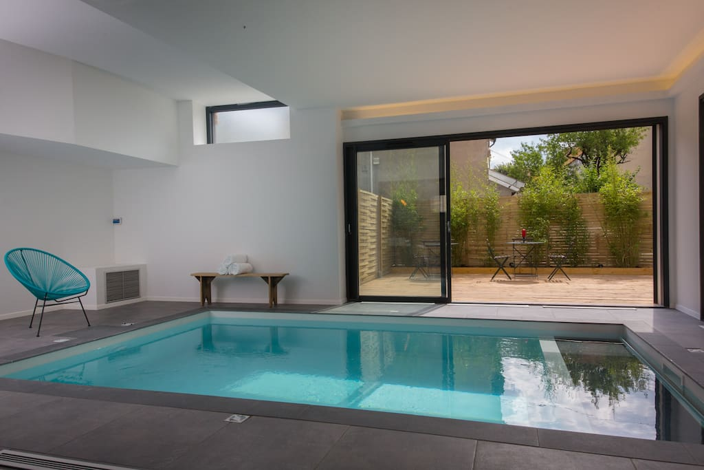 chambre d 39 h tes 2 3 pers villa pradelle en ville houses for rent in clermont ferrand auvergne. Black Bedroom Furniture Sets. Home Design Ideas