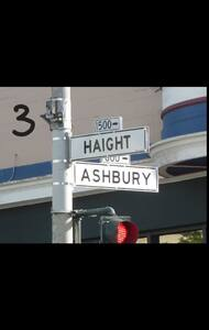 Haight Ashbury Experience Room 3 - San Francisco - House