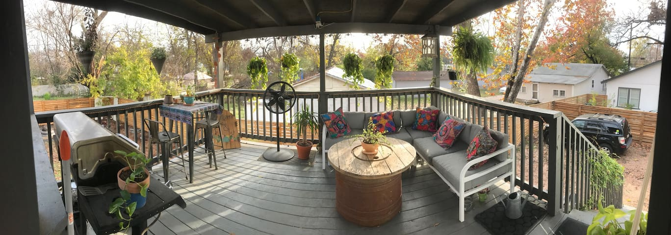 Comfy East Austin apartment, perfect for SXSW