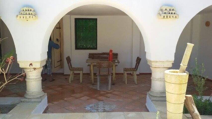 Villa de charme dans une ferme d'orangers - Soliman - Villa