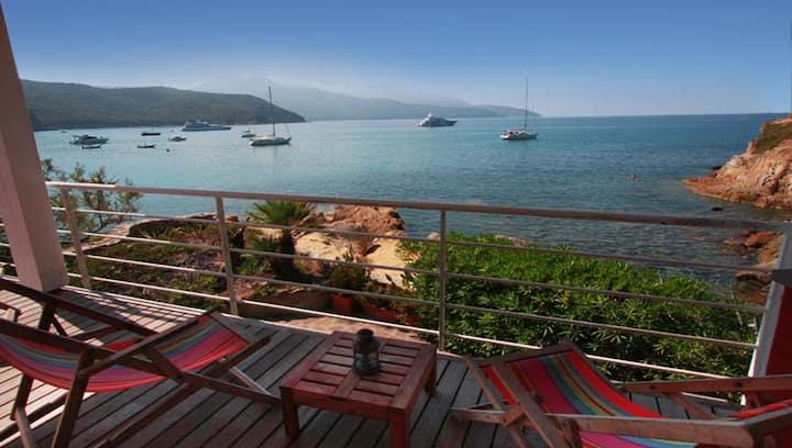 Villa & Charme ID2790 - Seaview Villa in Elba