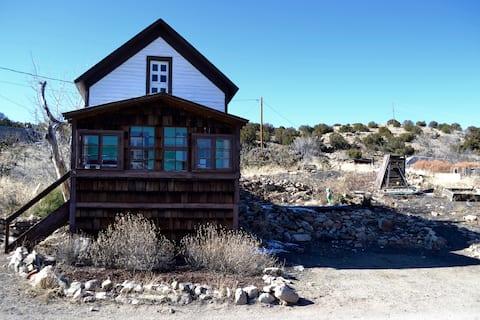 Historic miners cabin