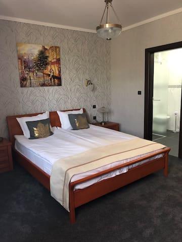 Deluxe Double Room 106