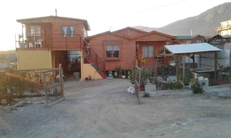 Cabañas Juanita y Luis