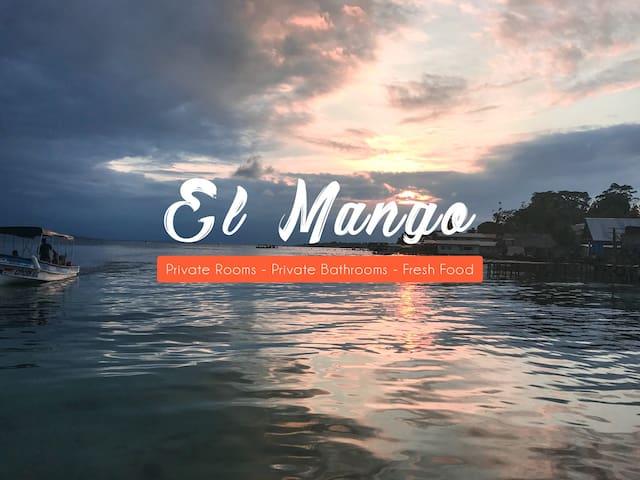 El Mango - Isla Bastimentos