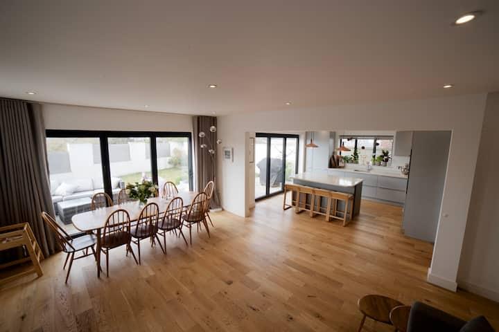 Five bedroom Brighton seaside eco home