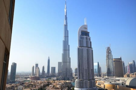 FULL BURJ VIEW★BRIGHT SPACIOUS 1BR★WALK TO MALL