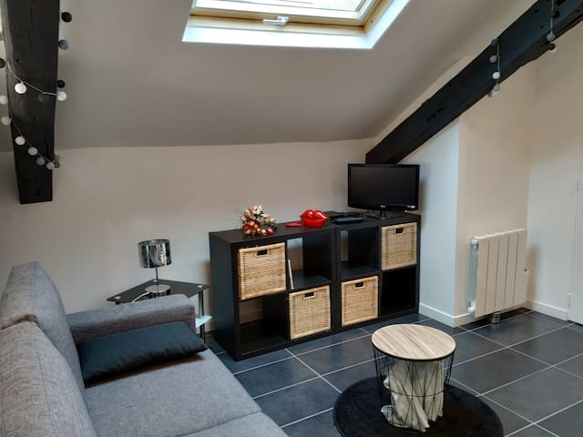 Beau et lumineux studio