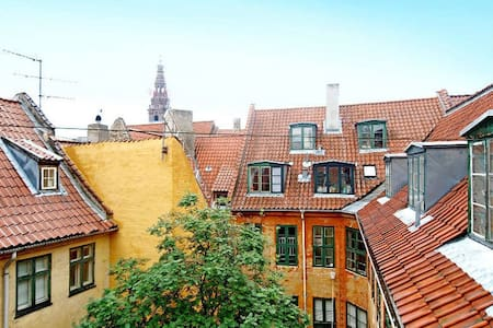 Charming & unique apartment in central Copenhagen - Kööpenhamina