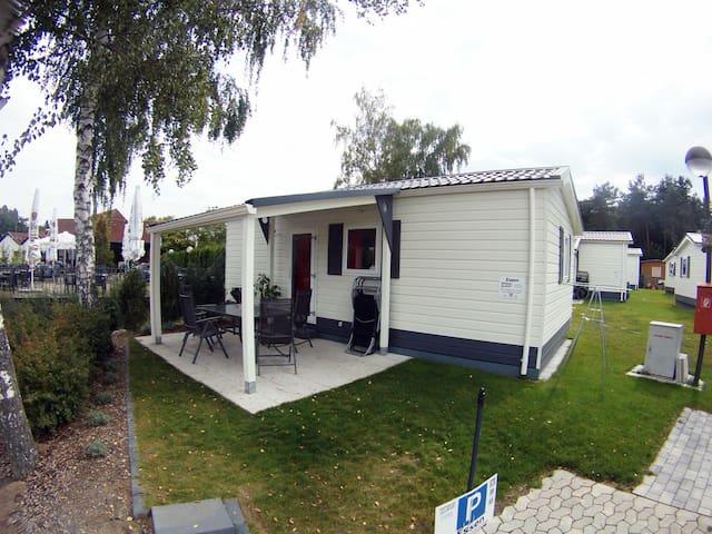 Haus ESSEN mit Terrasse & Seeblick - Kahl am Main - House