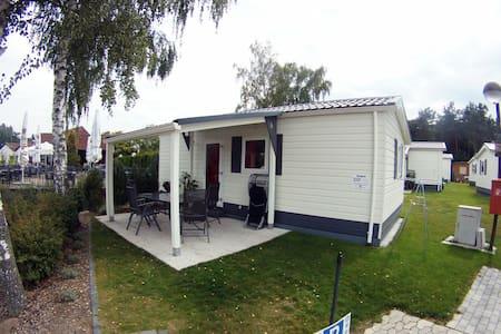 Haus ESSEN mit Terrasse & Seeblick - Kahl am Main
