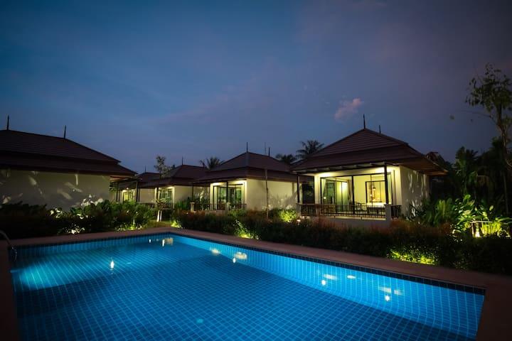 HIMAPHAN BOUTIQUE RESORT - Tambon Sa Khu - Villa