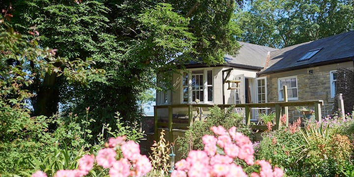 Self contained annexe to beautiful rural rectory