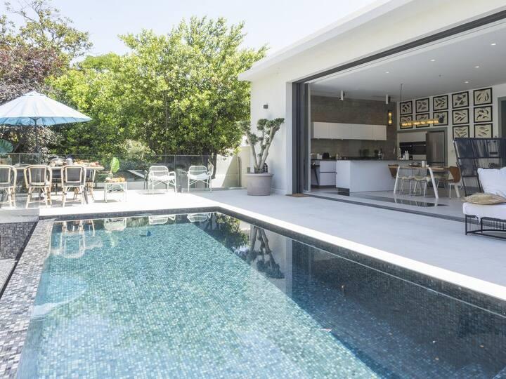 Maison luxe au Vallon de l'Oriol