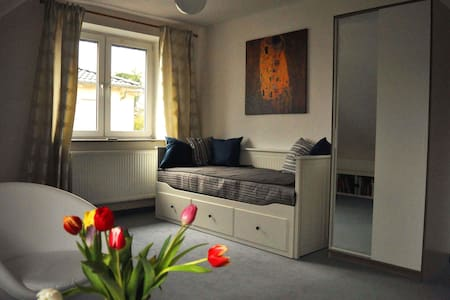 Fair Hannover 5 Min, 2P,WiFi,quiet, house, garden - Laatzen