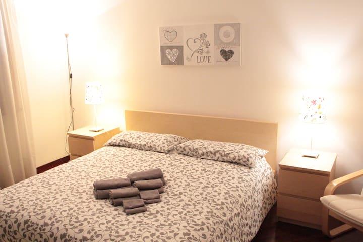 Love my home- RONCHI - stanze private in villa