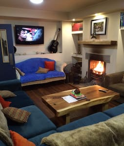 Private 4 bed dorm in luxury hostel - Kilfinane