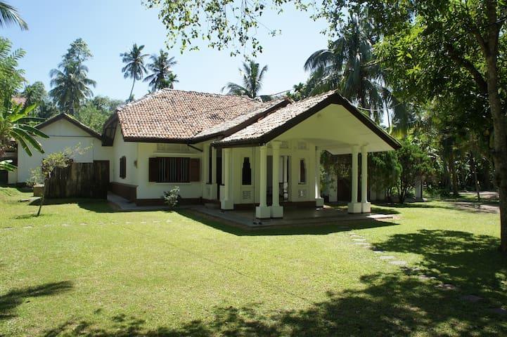Villa Kathaluwa - Room ( Olu ) - Koggala - Huvila