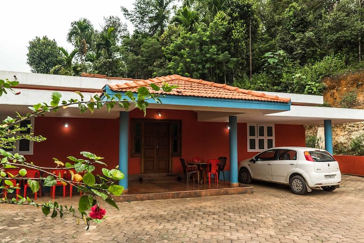 Pleasant homestay in chikmagalur