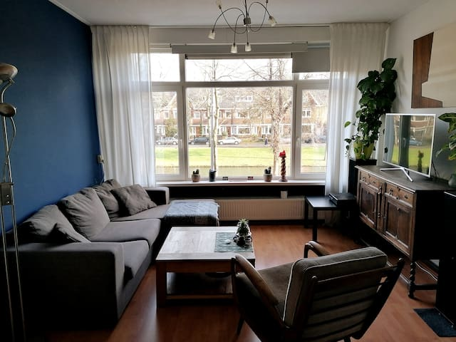 Nice apartment in the South of Rotterdam