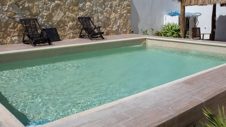 Playa Oasis Luxurious Ocean View 3BR Condo