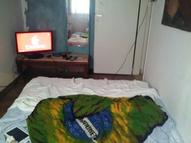 Habitacion comoda y acogedora en dpto a compartir - La Plata - Leilighet