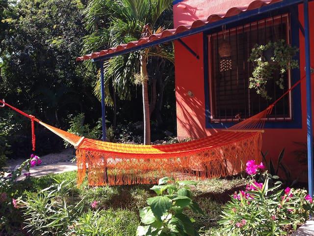 Nice house jungle view near beach