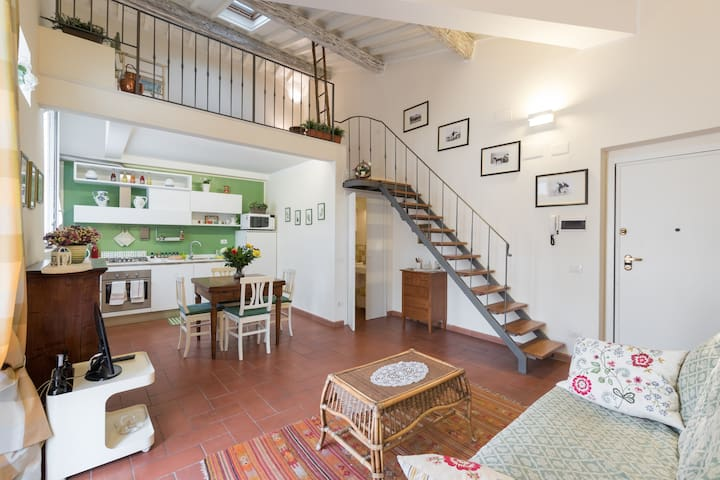 Flospirit with terrace and wifi - Florence - Appartement