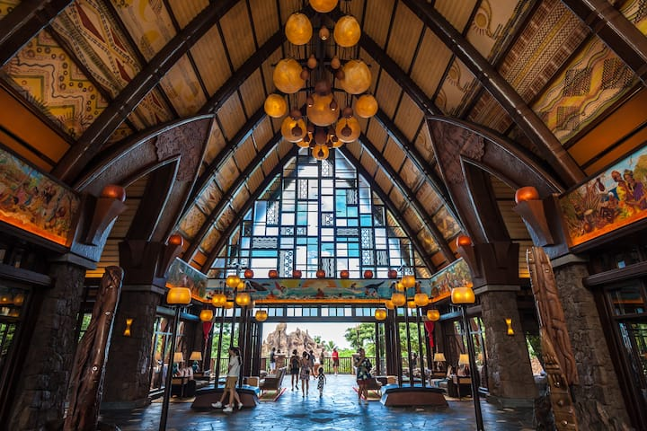 Aulani Disney Resort 2 nights OV president's wkdn