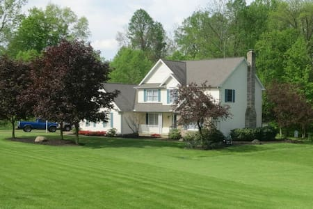 RNC - 5 BDRM 3.5 Bath on 2+ acres - Painesville
