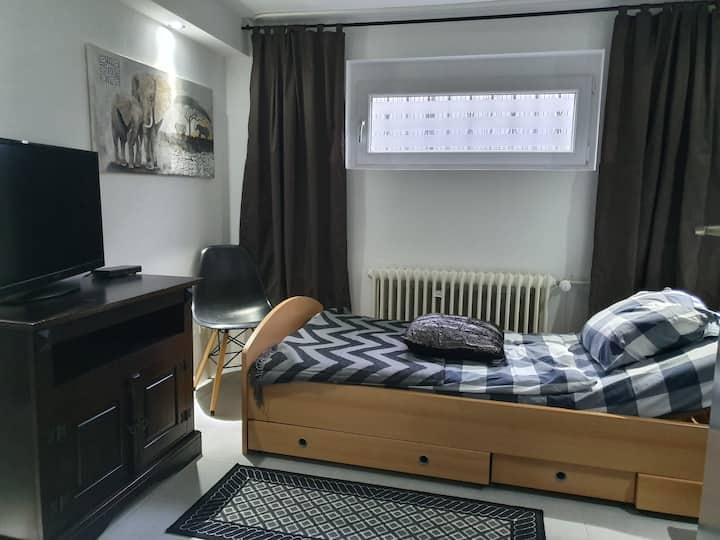 Idyllischen Unterkunft Doppelbettzimmer