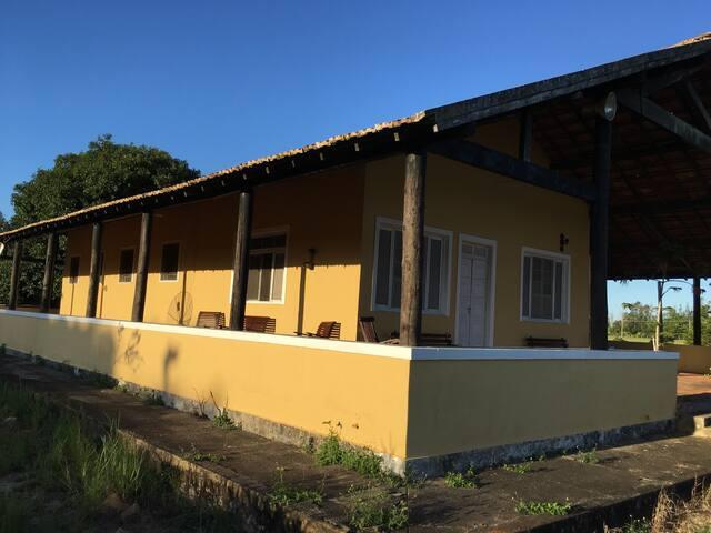 Linda casa na fazenda - São João da Barra - Διαμέρισμα