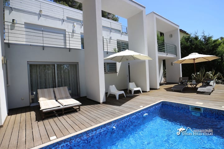 Modern Villa Lucere with Private Pool