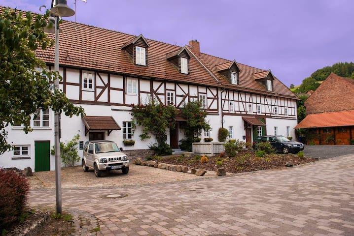 "NP Kellerwald-Edersee + geschenkt: ""MeinCardPlus"" - Edertal - Daire"