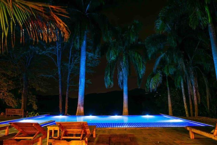 Villa Verde, Chales com vista para as montanhas!