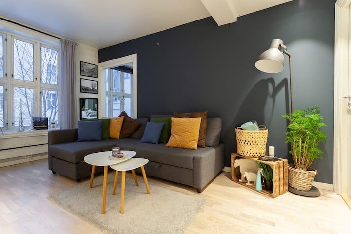 Super central apartment