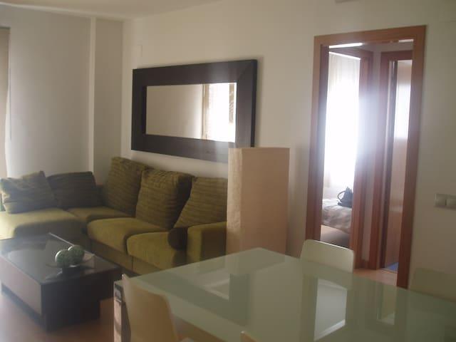 Charming appartment in Montbrió (Costa Dorada)