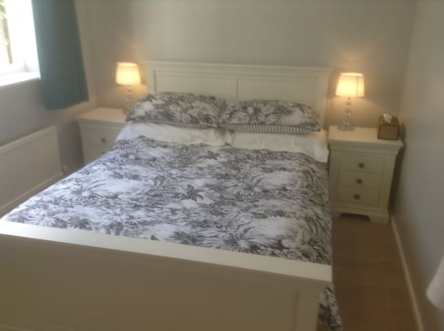 Double Room. Near Norwich Norfolk .