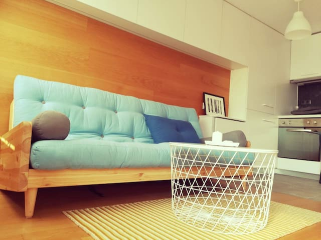 Tiny Design Apartment in residential area&park