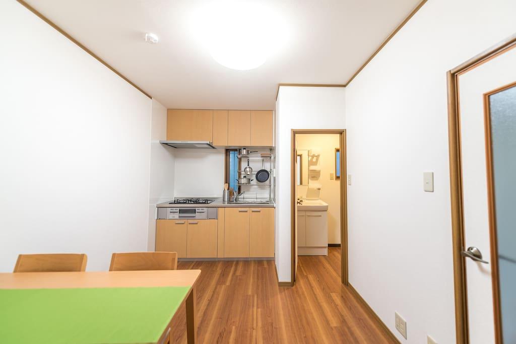 Kitchen Area (1/F)