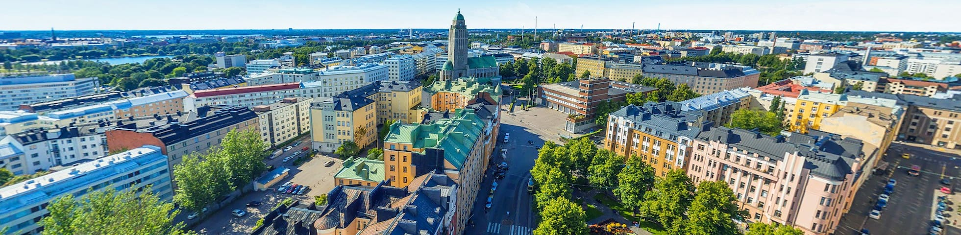 Guidebook for Helsinki - Kallio