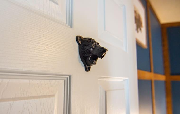 """""""The Bear Room"""""""