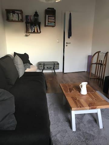 Zimmer nähe Günther-Klotz Anlage