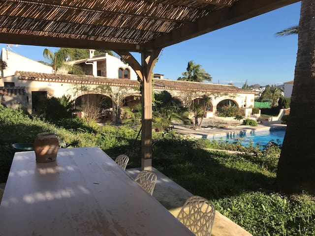 Charming 2 pers. bed- and bathroom - Javea - Casa