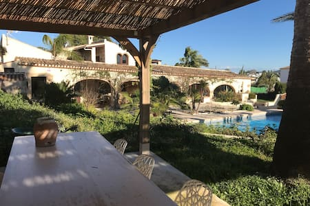 Charming 2 pers. bed- and bathroom - Javea