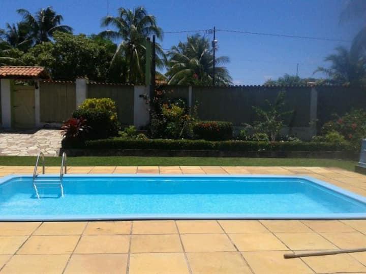 Casa Temporada, Barra de Jacuípe,próximo Salvador