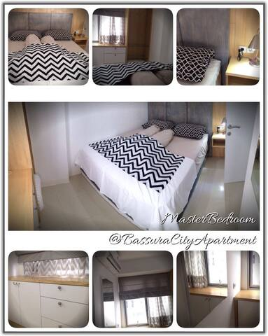 CeRi'S Home in Bassura City; Cozy & Spacious