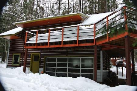 Custom Modern Cabin - Hope - Talo