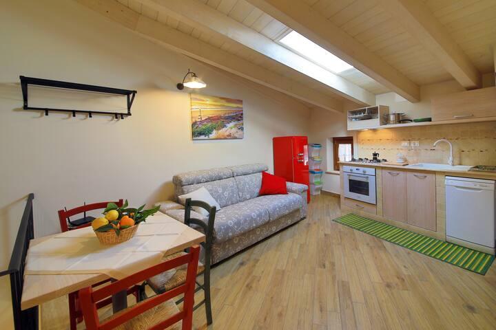 Casa Vacanze La Portella-Appartamento Portella